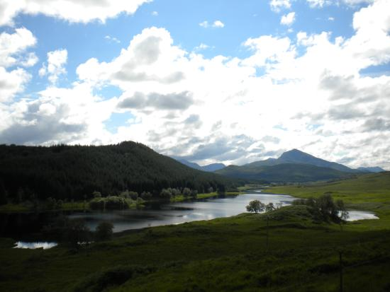 Invergarry, UK: West Highlands