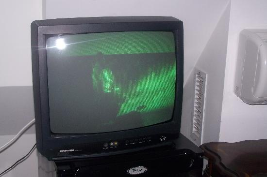 Columbia Inn at Peralynna: &quot;Flat Screen TV&quot;