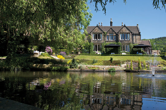 East Lodge Country House Hotel: East Lodge Hotel, Derbyshire The Peak District