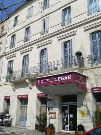 Photo of Hotel Cesar Nîmes