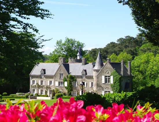 Chateau-Hotel Manoir de Kertalg