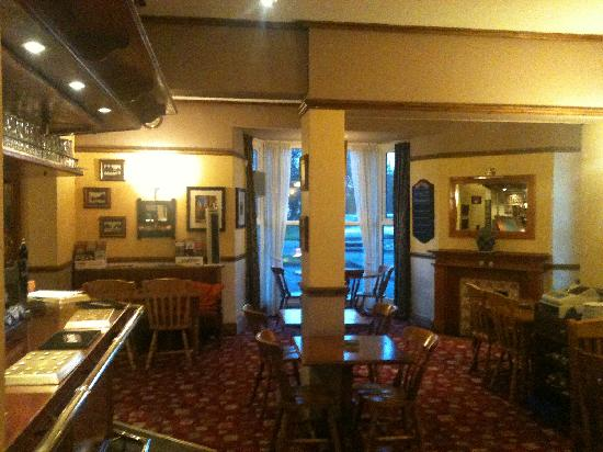 Porthmadog, UK: The bar