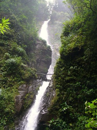 Monteverde, Kosta Rika: Costa Rica's Second Highest Waterfall