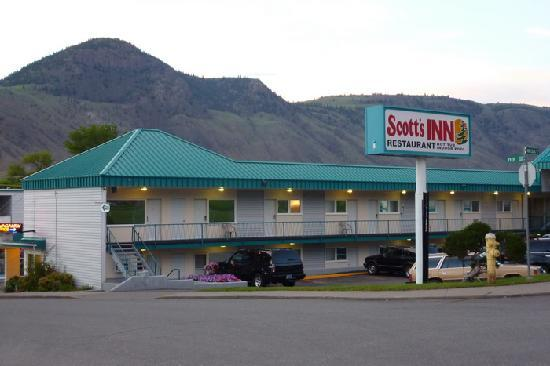 Scott's Inn and Restaurant - Kamloops: Exterior
