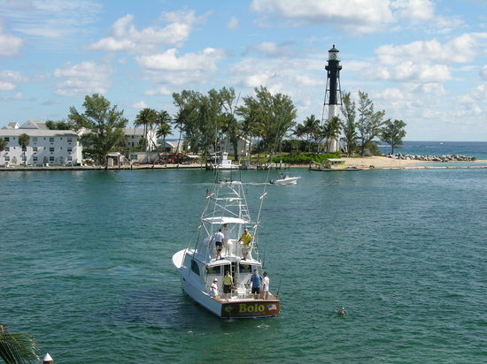 Things to do near wyndham sea gardens in pompano beach for Bolo sport fishing