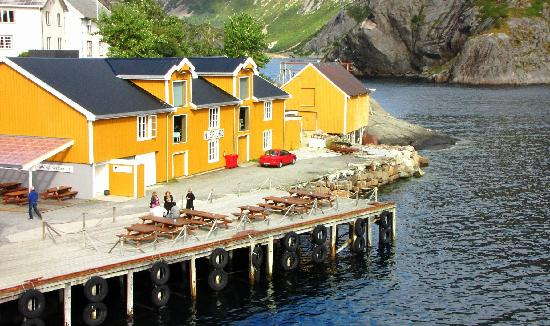 Lofoten Islands, Norvège : Nusfiord