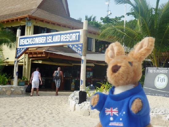 Bed & breakfast i Beachcomber Island