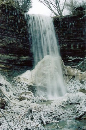 Hamilton, Canada: Borer&#39;s Falls