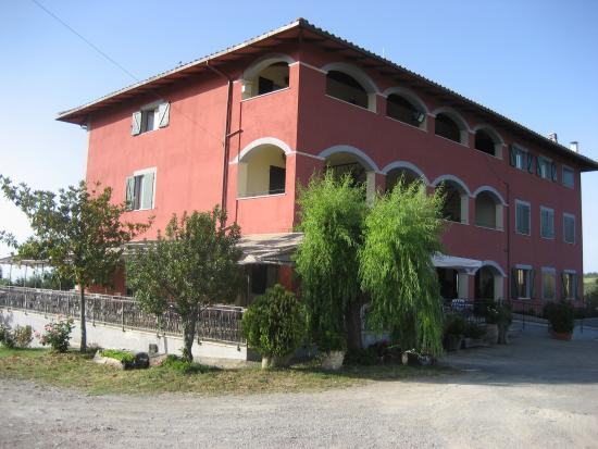 Hotel Terre d'Orcia