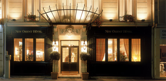 New Orient Hotel: Htel New Orient