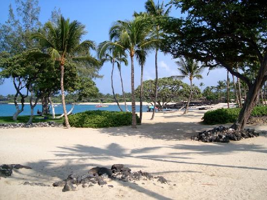 WorldMark, Kona: Beautiful  beach close by