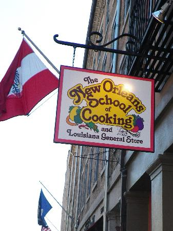 Pictures of New Orleans School of Cooking, New Orleans