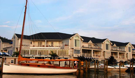 Photo of St. Michaels Harbour Inn Marina & Spa Saint Michaels