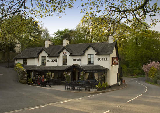 The Queen's Head Troutbeck