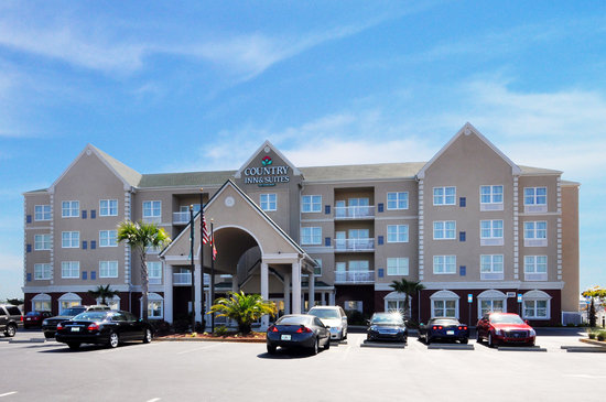 Country Inn & Suites Panama City Beach: Country Inn & Suites Near the Beach