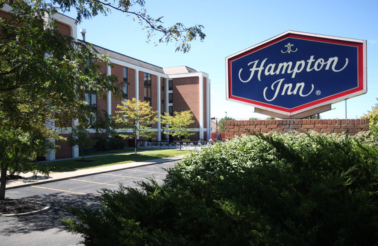 Hampton Inn Columbu