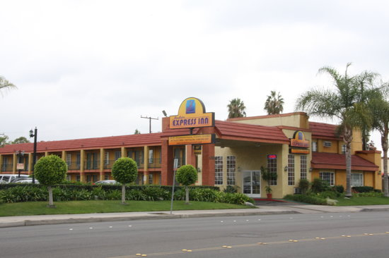 Photo of Anaheim Express Inn