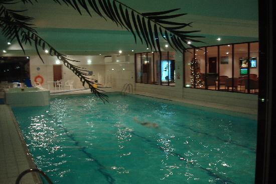 Market Bosworth, UK: hotel pool