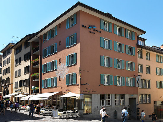 Photo of Hotel Adler Zürich