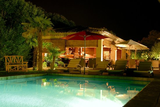 Hotel Bastide de Lourmarin