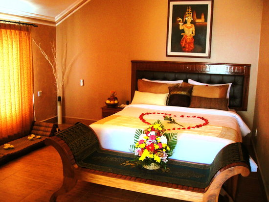 Angkor Pearl Hotel: Pearl Suite (Honeymoon)