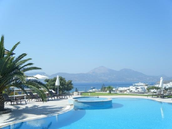 Adamas, Greece: pool