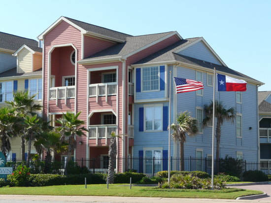 The Dawn Galveston Condominiums