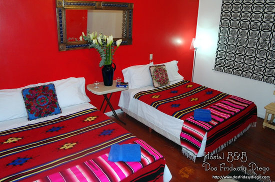 ‪Hostal B&B Dos Fridas y Diego‬