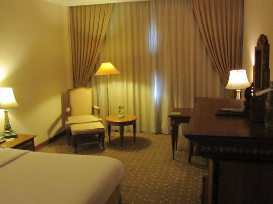 Grand Cemara Hotel: Deluxe room
