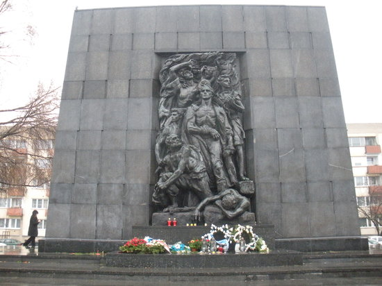 Jewish Ghetto Memorial Warsaw Poland Address Tickets Amp Tours Monument Amp Statue Reviews