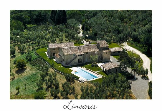 Linearis Holiday House & Agriturismo Podere Sertofano