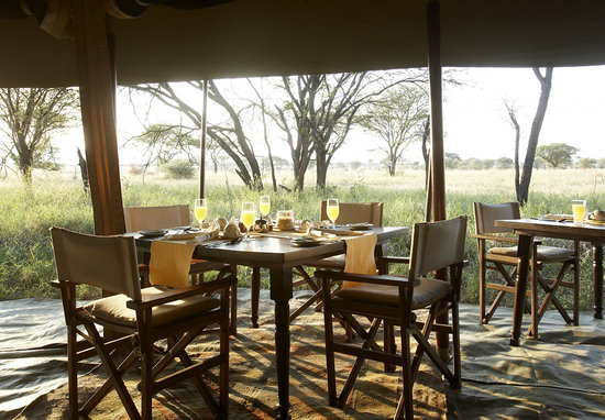 Olakira Camp Serengeti