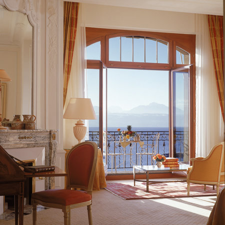 Beau-Rivage Palace: Junior Suite