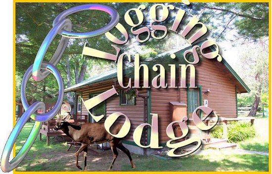‪Logging Chain Lodge‬