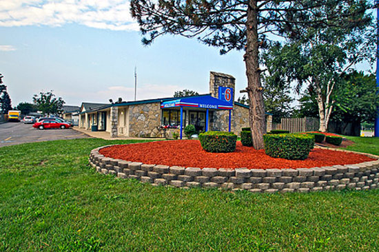 Motel 6 Kalamazoo: Welcome!