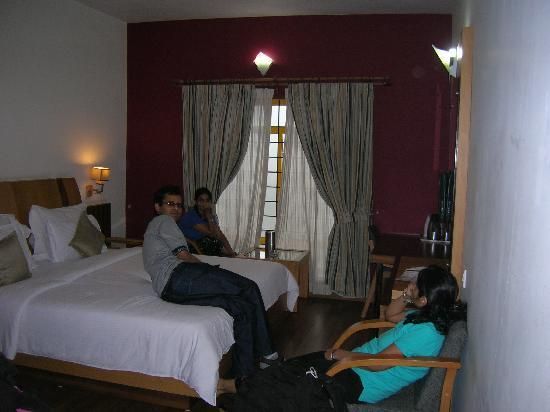 Meadows Residency - Ooty: Room Interior