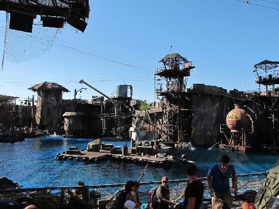 Waterworld Picture Of Universal Studios Hollywood Los