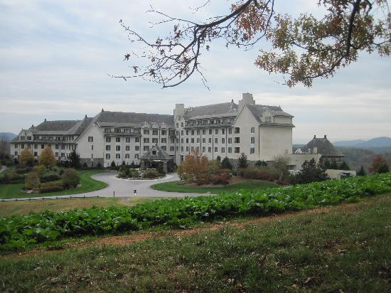 Inn on Biltmore Estate: Hotel