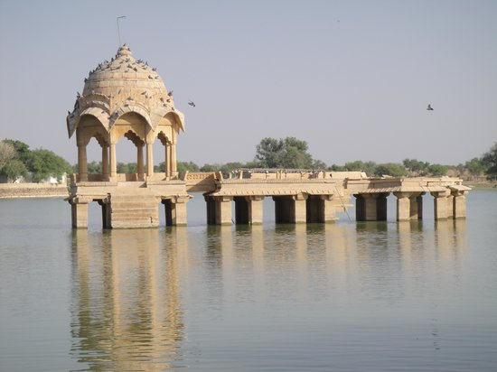 Gadisar Lake- Jaisalmer