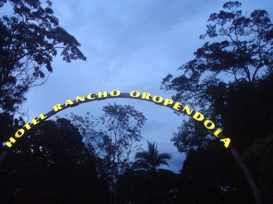 Rancho Oropendola