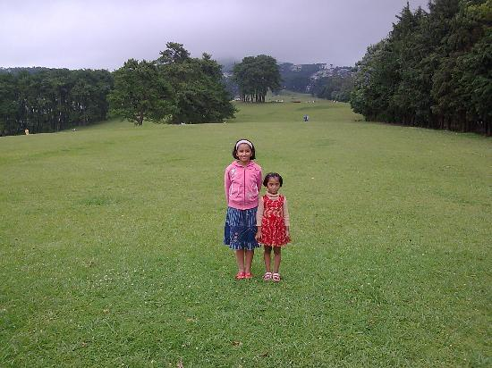 Shillong Golf Course-Heart of Shillong