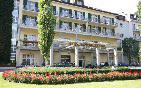 Photo of Grand Hotel Quellenhof Bad Ragaz