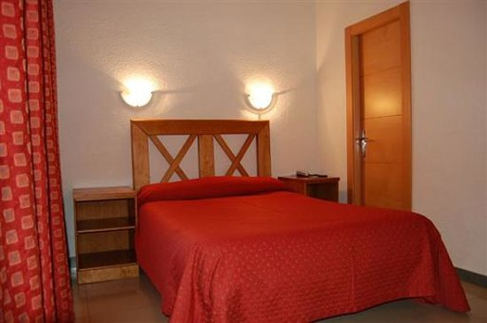 Hostal Atenas: Habitacion individual