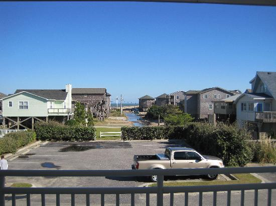 Hatteras Island Inn: Best view from the hotel