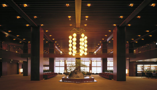  Main Lobby, Hotel Okura Tokyo