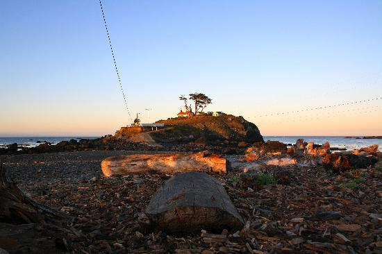 Crescent City, CA: Battery Point