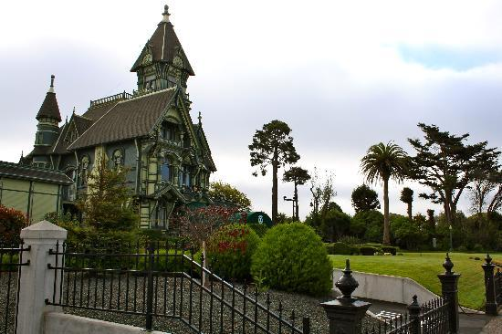 Eureka, CA: Crason Mansion