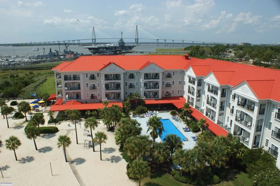 Charleston Harbor Resort & Marina Hotel