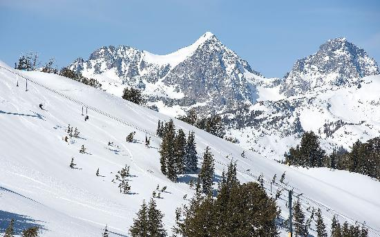 Mammoth Lakes hotels