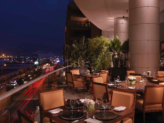Four Seasons Hotel Beirut: The Grill Room